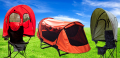 Smart Camping Tents and Chairs Combo