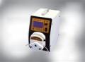 Peristaltic pump-style semi-automatic li