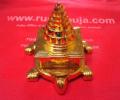Panchdhatu Meru Shree Yantra