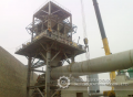 Vertical Preheater for Lime Production P