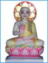 Gautam Swami Statue