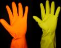 Nitrile Acid Gloves