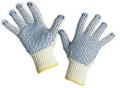 PVC Doted Hand Gloves