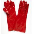 PVC Support Acid Proof Gloves